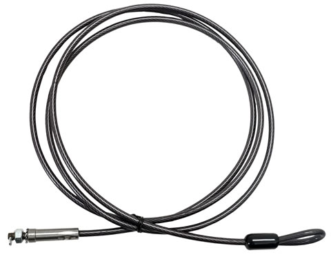 6 Foot Security Cable